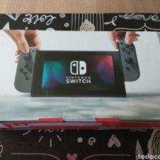 Videojuegos y Consolas Nintendo Switch: CAJA VACIA NINTENDO SWITCH. Lote 210139252