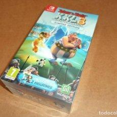 Videojuegos y Consolas Nintendo Switch: ASTERIX & OBELIX XXL 3 : CRYSTAL MENHIR : L.E. A ESTRENAR PARA NINTENDO SWITCH. Lote 211387881