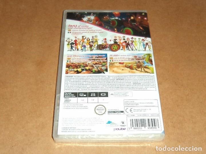 Videojuegos y Consolas Nintendo Switch: All-Star Fruit Racing, a estrenar para Nintendo Switch, Pal - Foto 2 - 223648310