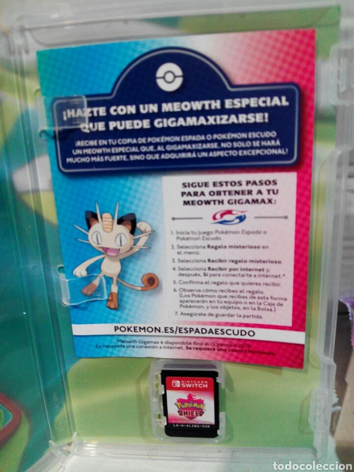 Videojuegos y Consolas Nintendo Switch: Pokemon escudo nintendo switch - Foto 2 - 212499950