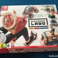 Videojuegos y Consolas Nintendo Switch: JUEGO NINTENDO SWITCH LABO KIT VEHICULOS. Lote 220972670