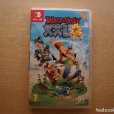 Videojuegos y Consolas Nintendo Switch: ASTERIX&OBELIX XXL2 - NINTENDO SWITCH - CASI NUEVO. Lote 221339002