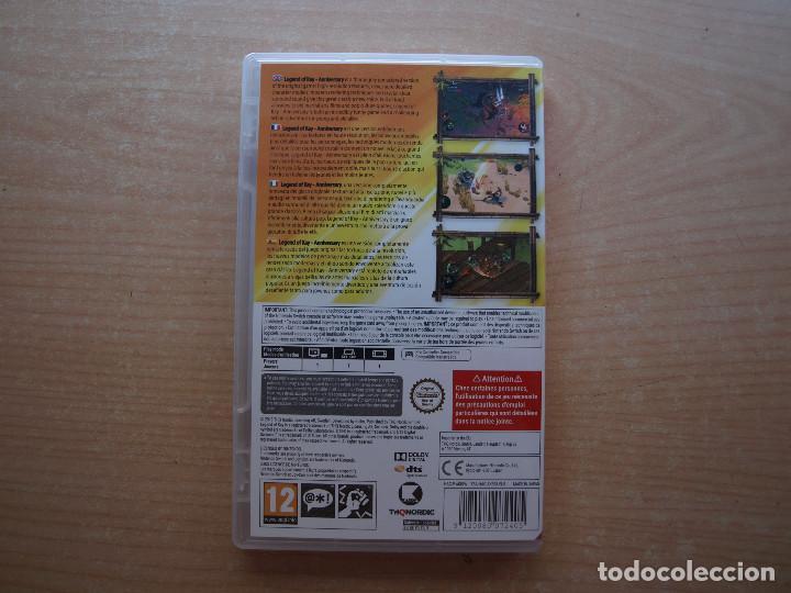 Videojuegos y Consolas Nintendo Switch: LEGEND OF KAY - ANIVERSARY - NINTENDO SWITCH - CASI NUEVO - Foto 2 - 221339165