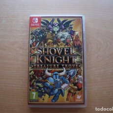 Videojuegos y Consolas Nintendo Switch: SHOVEL KNIGHT TREASURE TROVE- NINTENDO SWITCH - CASI NUEVO. Lote 221340422