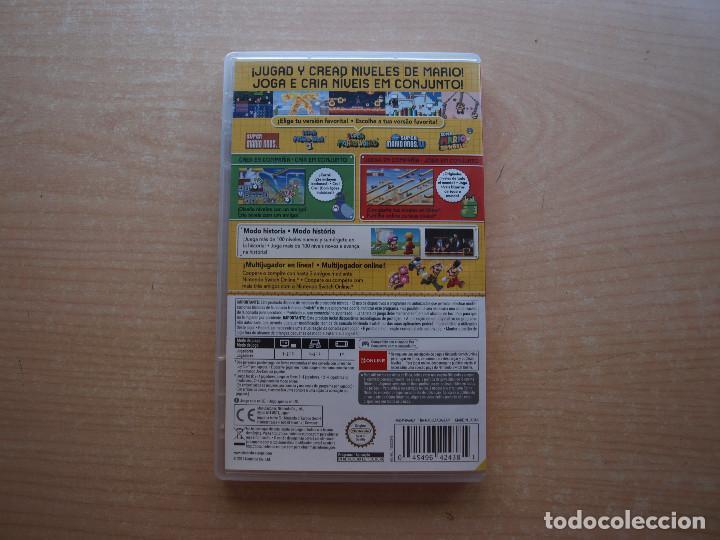 Videojuegos y Consolas Nintendo Switch: SUPER MARIO MAKER 2- NINTENDO SWITCH - CASI NUEVO - Foto 2 - 221340558