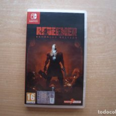 Videojuegos y Consolas Nintendo Switch: REDEEMER. ENHANCED EDITION - NINTENDO SWITCH - CASI NUEVO. Lote 221341260