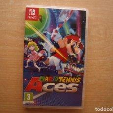 Videojuegos y Consolas Nintendo Switch: MARIO TENNIS ACES - NINTENDO SWITCH - CASI NUEVO. Lote 221341730