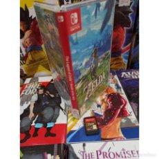 Videojuegos y Consolas Nintendo Switch: THE LEGEND OF ZELDA: BREATH OF THE WILD (SWI) - SEMINUEVO. Lote 221604971
