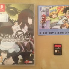 Videojuegos y Consolas Nintendo Switch: STEINS GATE ELITE - PAL ESPAÑA - NINTENDO SWITCH. Lote 221837048