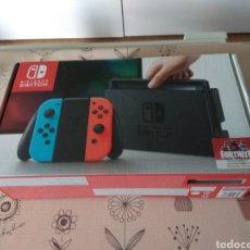 Videojuegos y Consolas Nintendo Switch: CAJA VACIA NINTENDO SWITCH. VER ULTIMA FOTO. Lote 222072342