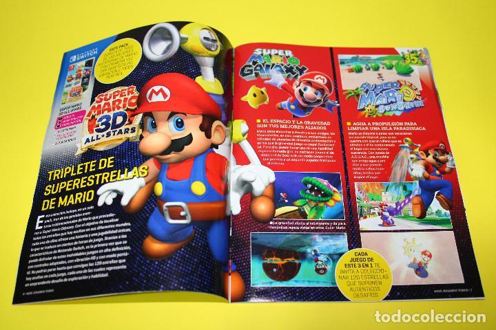 Videojuegos y Consolas Nintendo Switch: HOBBY CONSOLAS Aquí Jugamos Todos - Super Mario, Animal Crossing - Nintendo Switch - 31 pág. - 2020 - Foto 2 - 224377721