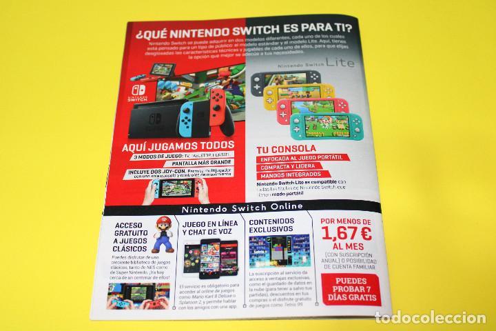 Videojuegos y Consolas Nintendo Switch: HOBBY CONSOLAS Aquí Jugamos Todos - Super Mario, Animal Crossing - Nintendo Switch - 31 pág. - 2020 - Foto 4 - 224377721