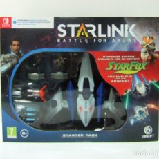 Videojuegos y Consolas Nintendo Switch: STARLINK - STARTER PACK BATTLE FOR ATLAS UBISOFT NINTENDO SWITCH STARFOX - NAVE ESPACIAL ARWING. Lote 232972025