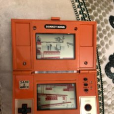 Videojuegos y Consolas Nintendo Switch: ANTIGUA CONSOLA NINTENDO MULTI SCREEN - DONKEY KONG - GAME & WATCH - FUNCIONA. VER FOTOS. Lote 235189580