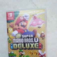 Videojuegos y Consolas Nintendo Switch: SÚPER MARIO BROS.U DELUXE ( NINTENDO SWITCH ). Lote 235580375