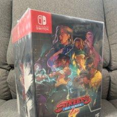 Videojuegos y Consolas Nintendo Switch: STREETS OF RAGE 4 EDICIÓN COLECCIONISTA NINTENDO SWITCH. Lote 236150535