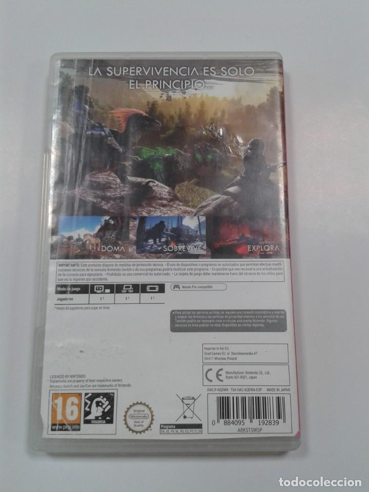 Videojuegos y Consolas Nintendo Switch: ARK SURVIVAL EVOLVED. NINTENDO SWITCH - Foto 2 - 236956250