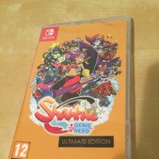 Videojuegos y Consolas Nintendo Switch: SHANTAE 1/2 HALF GENIE DEFINITIVE EDITION - PAL ESPAÑA - NUEVO Y PRECINTADO - NINTENDO SWITCH. Lote 240709225