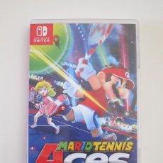 Videojuegos y Consolas Nintendo Switch: NINTENDO SWITCH - MARIO TENNIS ACES. Lote 240877975