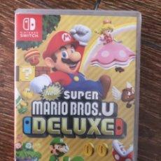 Videojuegos y Consolas Nintendo Switch: SUPER MARIO DELUXE SWITCH. Lote 241440780