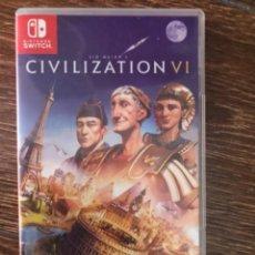 Videojuegos y Consolas Nintendo Switch: SID MEIER´S CIVILIZATION VI SWITCH. Lote 241441600