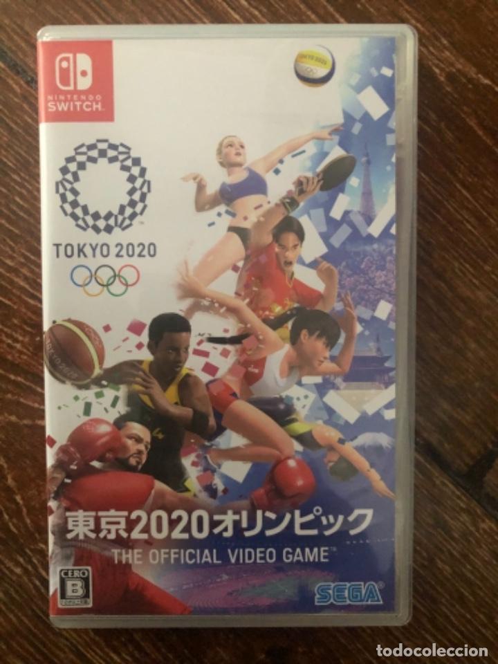TOKYO TOKIO 2020 SWITCH IMPORTACION OLIMPIADAS (Juguetes - Videojuegos y Consolas - Nintendo - Switch)