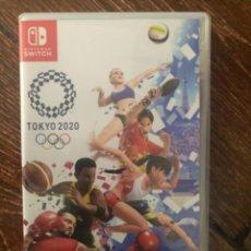 Videojuegos y Consolas Nintendo Switch: TOKYO TOKIO 2020 SWITCH IMPORTACION OLIMPIADAS. Lote 241458015