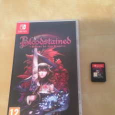 Videojuegos y Consolas Nintendo Switch: BLOODSTAINED - RITUAL OF THE NIGHT - PAL ESPAÑA - NINTENDO SWITCH. Lote 241747895