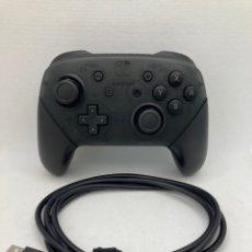 Videojuegos y Consolas Nintendo Switch: MANDO NINTENDO SWITCH PRO 100% ORIGINAL. Lote 243659195