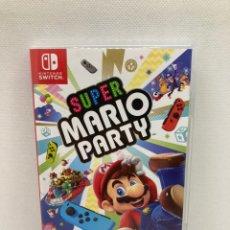 Videojuegos y Consolas Nintendo Switch: SUPER MARIO PARTY NINTENDO SWITCH. Lote 243683815