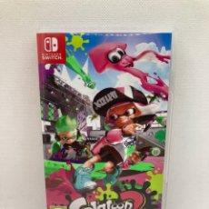 Videojuegos y Consolas Nintendo Switch: SPLATOON 2 NINTENDO SWITCH. Lote 243684005