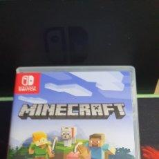 Videojuegos y Consolas Nintendo Switch: NINTENDO SWITCH MINECRAFT. Lote 243843690