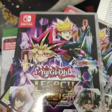 Videojuegos y Consolas Nintendo Switch: YU-GI-OH! LEGACY OF THE DUELIST: LINK EVOLUTION SWITCH. Lote 245466165