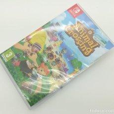 Videojuegos y Consolas Nintendo Switch: JUEGO ANIMAL CROSSING: NEW HORIZONS SWITCH - JUEGO FÍSICO - NUEVO (PRECINTADO). Lote 245529695