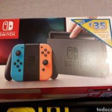 Videojuegos y Consolas Nintendo Switch: NINTENDO SWITCH. NUEVA, CASI SIN USO. ¡EXCELENTE!. Lote 245989195