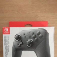Videojuegos y Consolas Nintendo Switch: CAJA VACIA MANDO INALAMBRICO NINTENDO SWITCH PRO. Lote 246266790