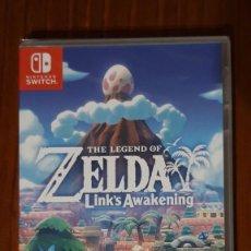 Videojuegos y Consolas Nintendo Switch: NINTENDO SWITCH - THE LEGEND OF ZELDA LINK'S AWAKENING. Lote 246323840
