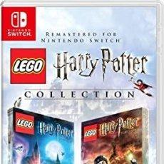 Videojuegos y Consolas Nintendo Switch: LEGO COLLECTION HARRY POTTER (2 JUEGOS EN 1 TARJETA) JUEGO NINTENDO SWITCH (NUEVO) 7 AÑOS EN ESPAÑOL. Lote 246955980