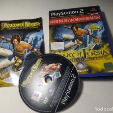 Videogiochi e Consoli: PRINCE OF PERSIA - LAS ARENAS DEL TIEMPO ( PLAYSTATION 2 - PS2 - PAL ESPAÑA). Lote 247769525