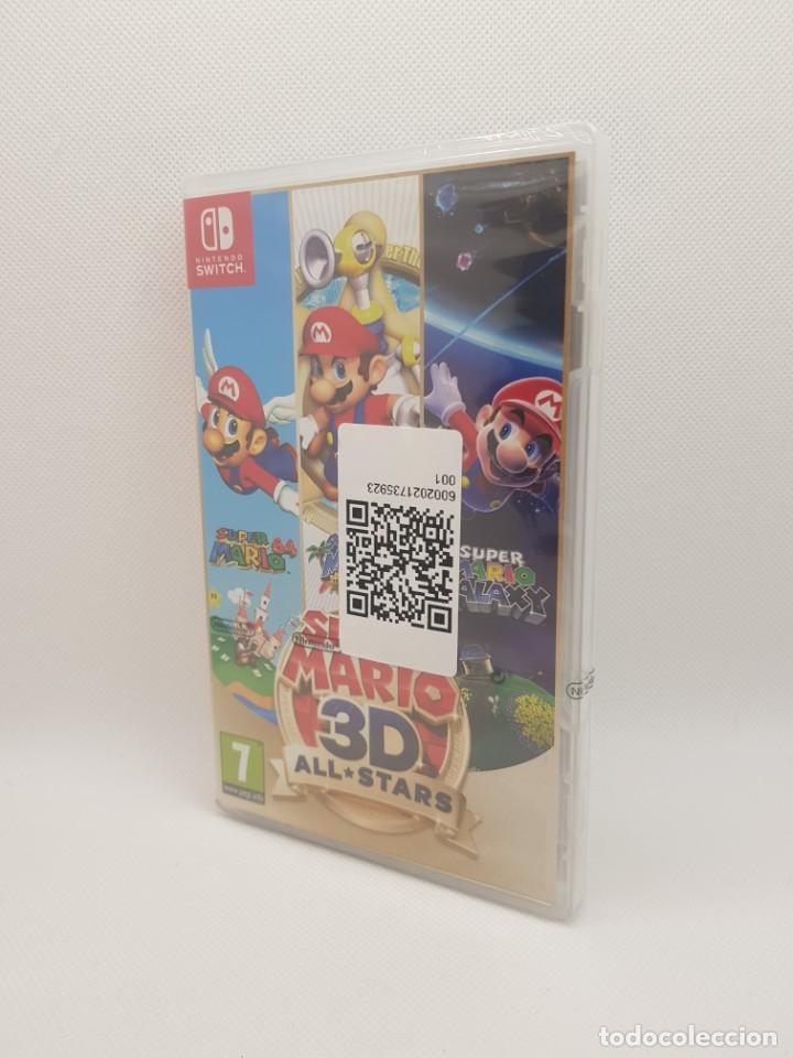 SUPER MARIO 3D ALL-STARS PRECINTADO SWITCH (Juguetes - Videojuegos y Consolas - Nintendo - Switch)