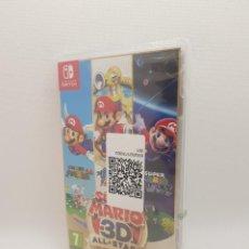 Videojuegos y Consolas Nintendo Switch: SUPER MARIO 3D ALL-STARS PRECINTADO SWITCH. Lote 248202675