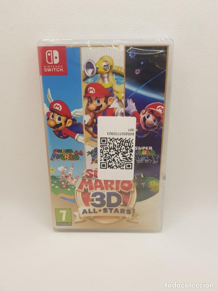 Videojuegos y Consolas Nintendo Switch: Super Mario 3D All-Stars PRECINTADO switch - Foto 2 - 248202675