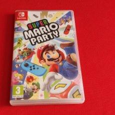 Videogiochi e Consoli: JUEGO NINTENDO SWITCH SUPER MARIO PARTY. Lote 249491875