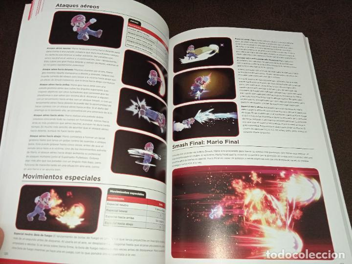 Videojuegos y Consolas Nintendo Switch: GUÍA Oficial ataques técnicas personajes SUPER SMASH BROS ULTIMATE Nintendo switch - Foto 4 - 251020960