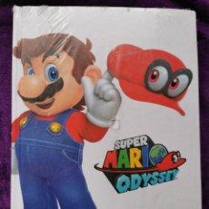Videojuegos y Consolas Nintendo Switch: GUÍA SUPER MARIO ODISSEY COLECCIONISTA. Lote 251532375