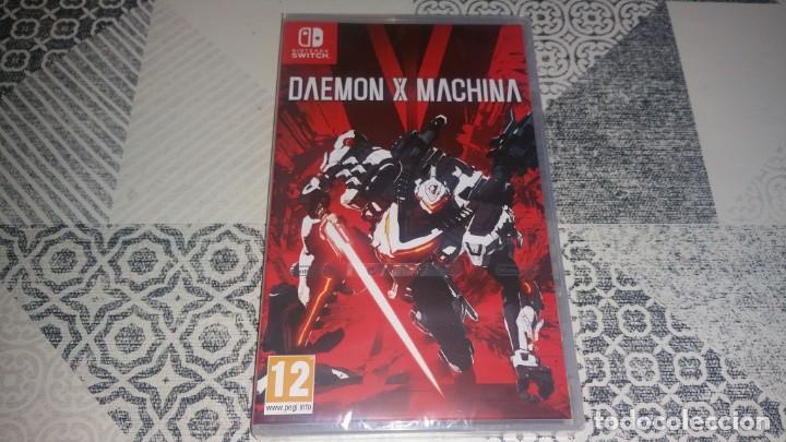 DAEMON X MACHINA NINTENDO SWITCH PAL ESPAÑA PRECINTADO (Juguetes - Videojuegos y Consolas - Nintendo - Switch)