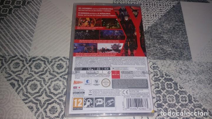 Videojuegos y Consolas Nintendo Switch: DAEMON X MACHINA NINTENDO SWITCH PAL ESPAÑA PRECINTADO - Foto 2 - 252841340