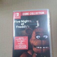 Videojuegos y Consolas Nintendo Switch: FIVE NIGHTS AT FREDDY'S: CORE COLLECTION. NINTENDO SWTICH. Lote 253903335