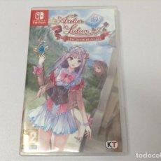 Videojuegos y Consolas Nintendo Switch: ATELIER LULUA THE SCION OF ARLAND. Lote 254185995