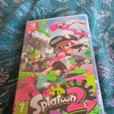Videojuegos y Consolas Nintendo Switch: SPLATOON 2 NINTENDO SWITCH. Lote 254358380